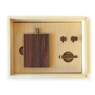 Rosewood Roosevelt Gift Set by Woodchuck
